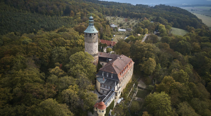 Training for Future: 3-ugers Kursus I Schloss Tonndorf